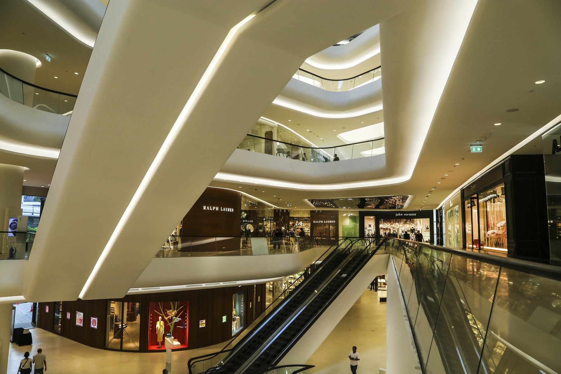 Central Embassy - shopping mall in Bangkok, Thailand