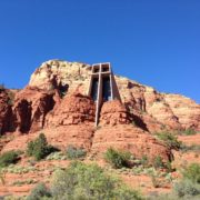 Chapel of the Holy Cross, Arizona, USA