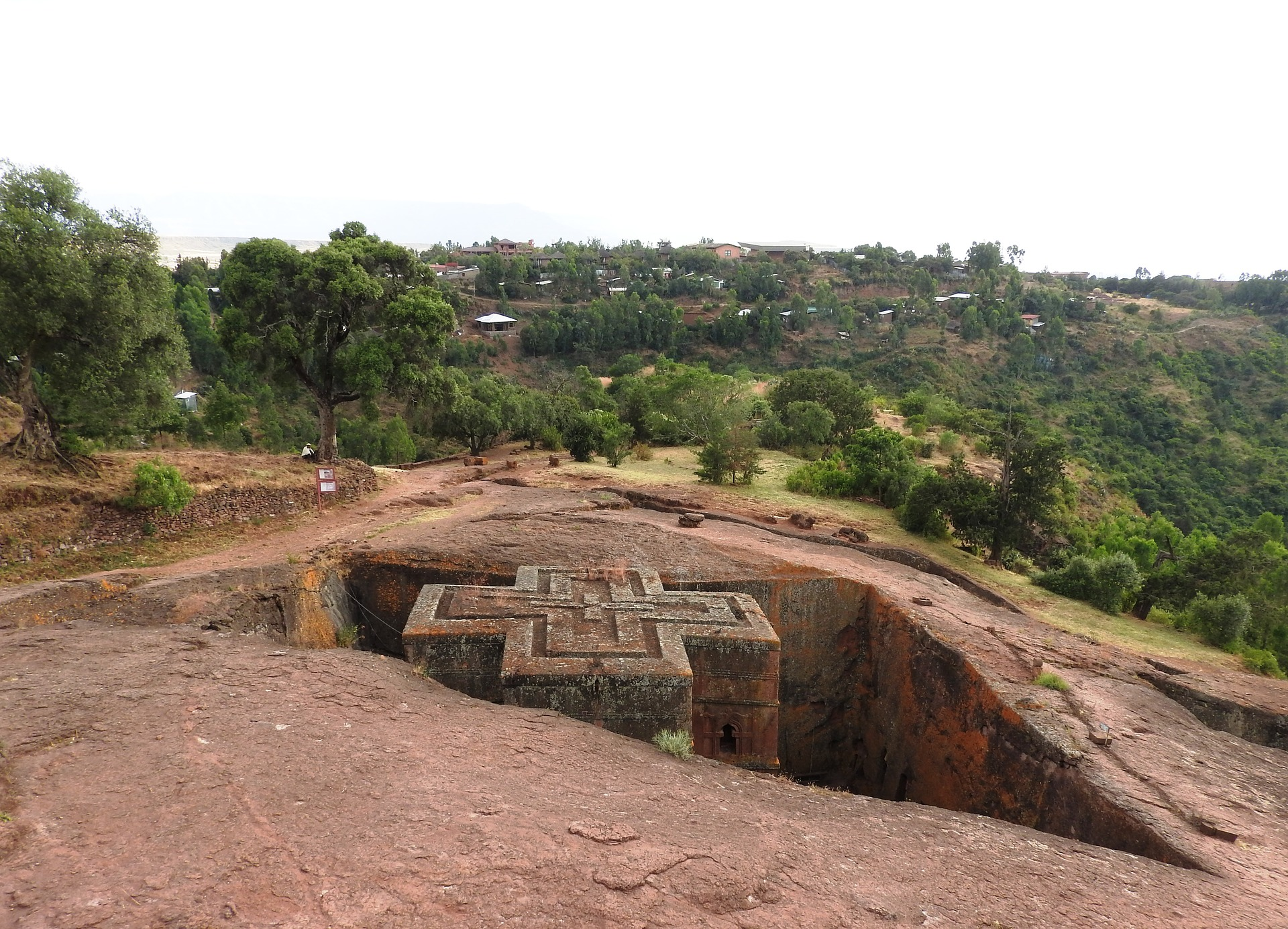 Church of Saint George, Lalibela, Ethiopia