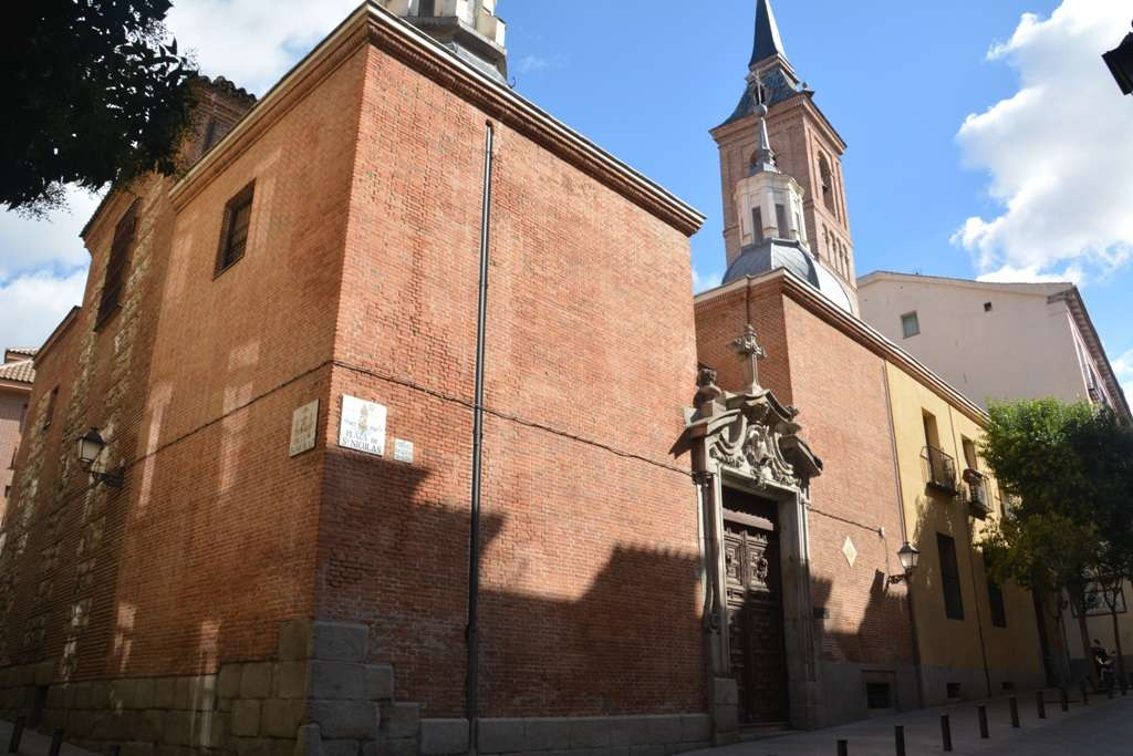 Church of San Nicolás, Madrid, Spain