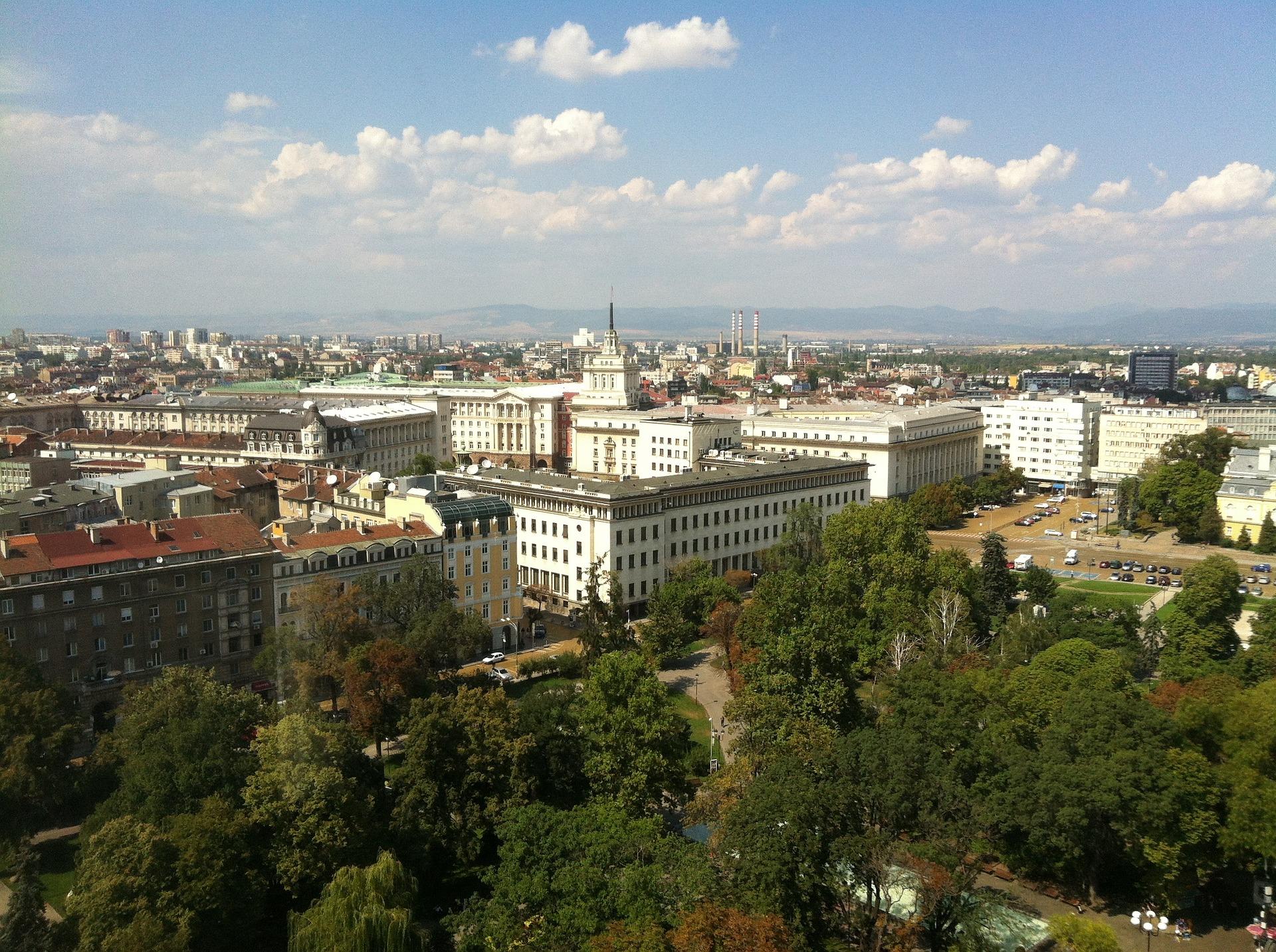 City Center, Sofia, Bulgaria