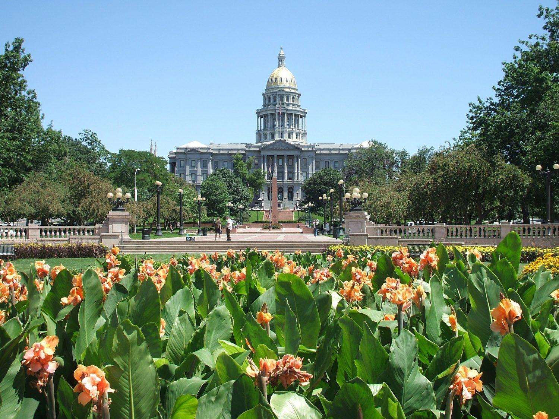 Colorado State Capitol, Denver, Colorado