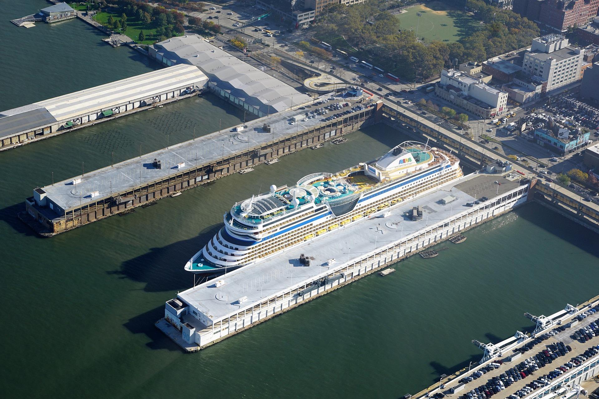 Cruise Ship Terminal, New York City