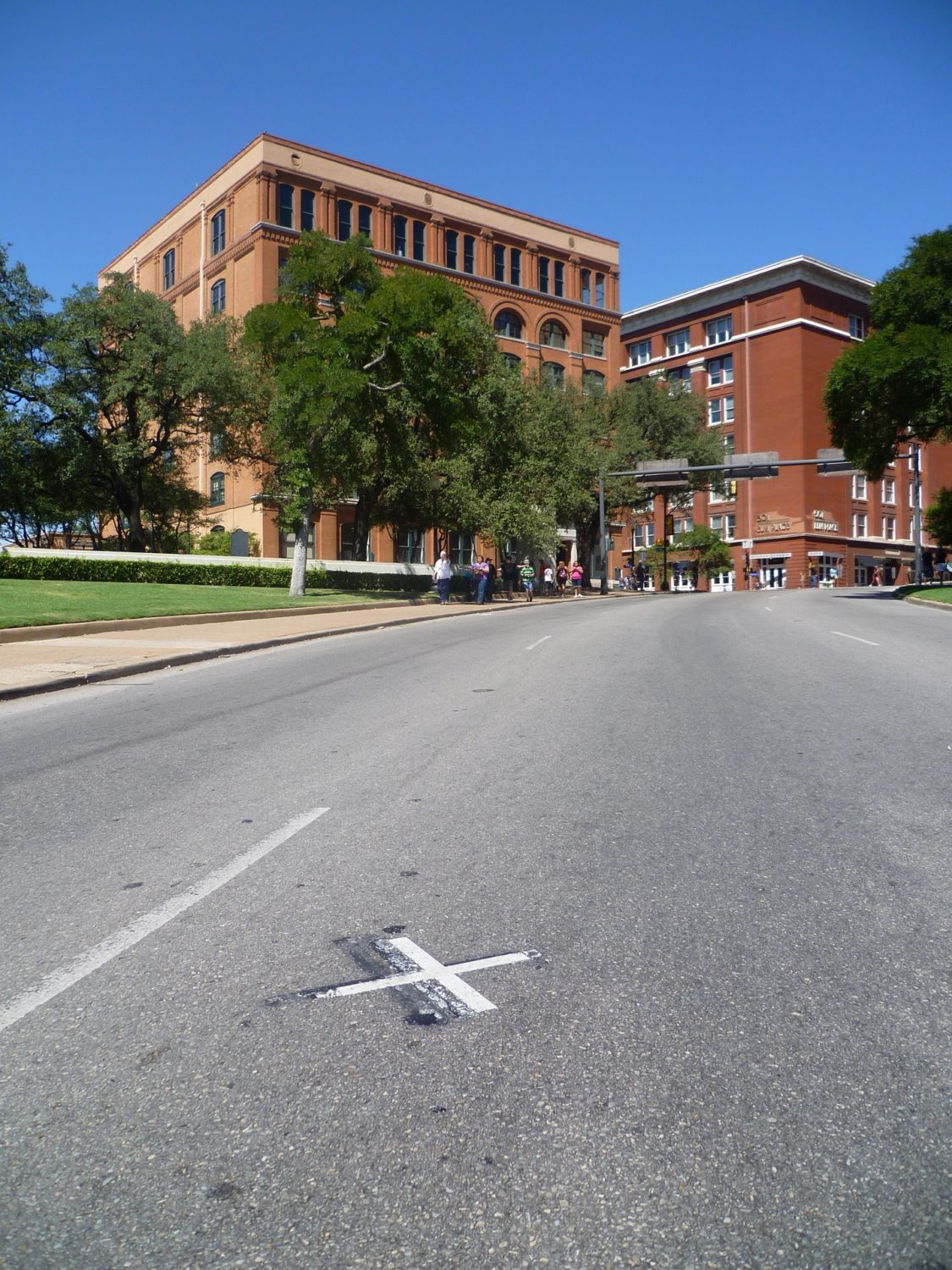 Dealey Plaza, Dallas, Texas