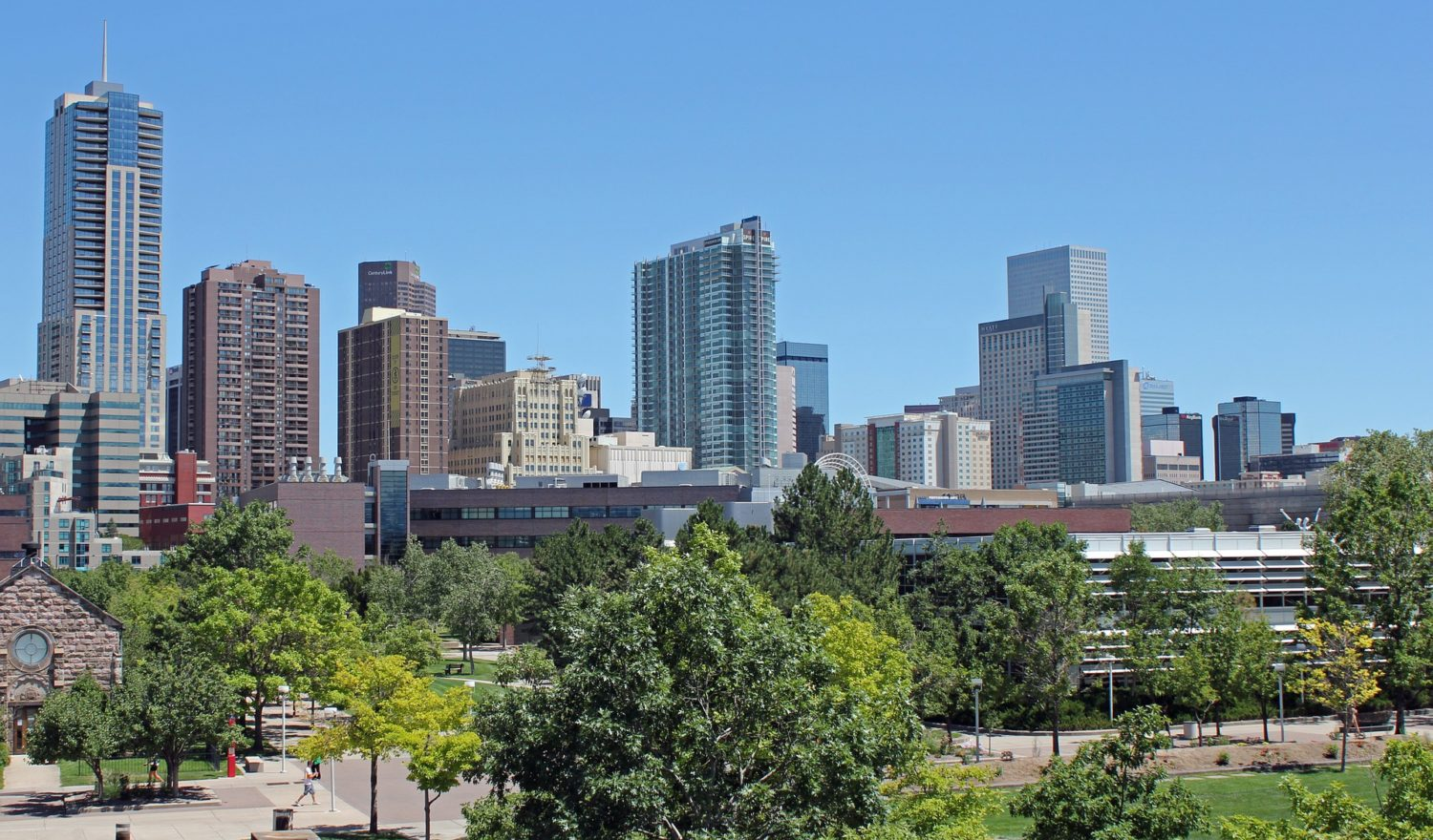Downtown, Denver, Colorado