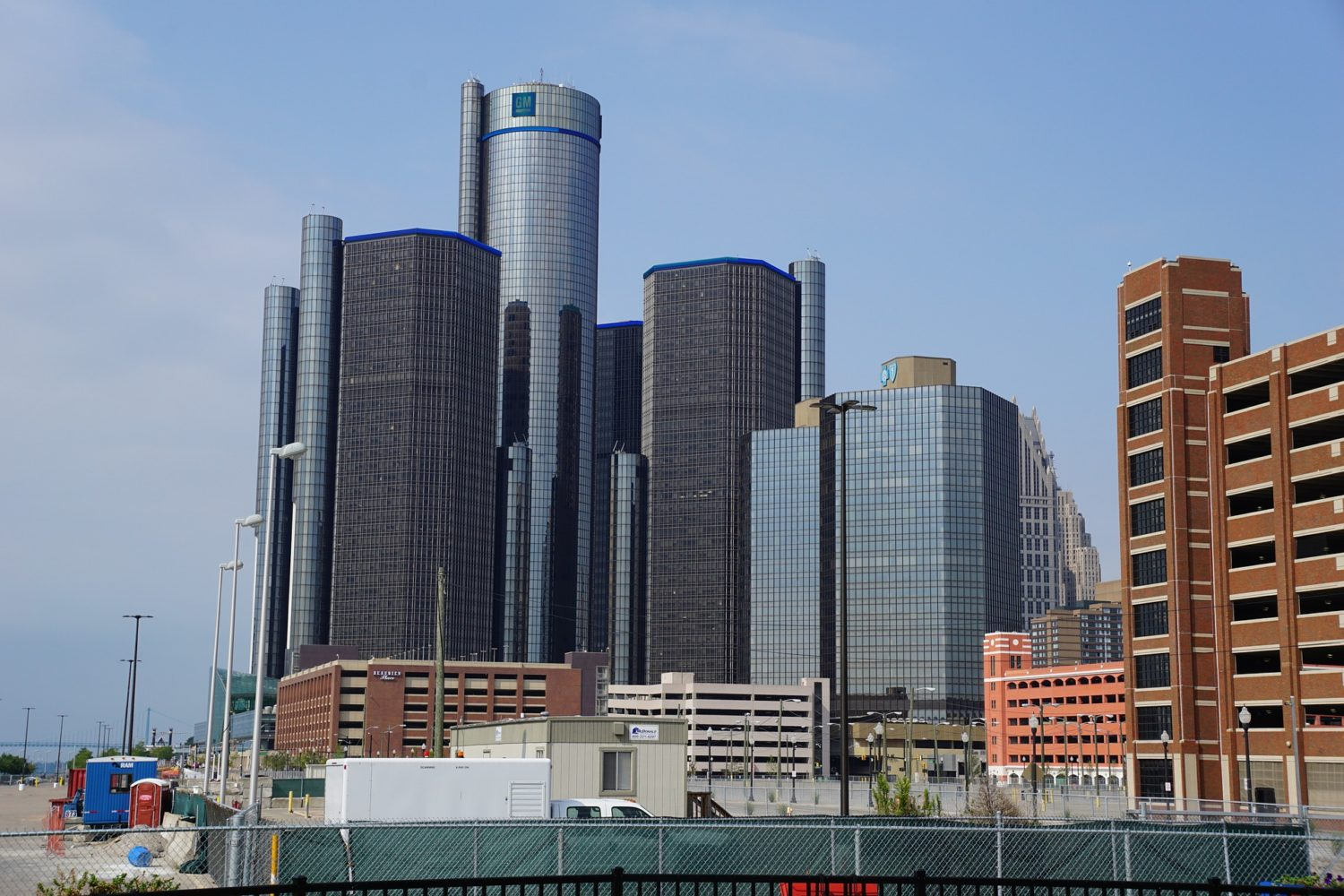 Downtown, Detroit, Michigan