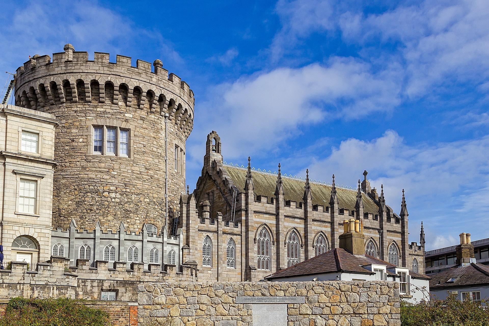Dublin Castle, Dublin, Ireland