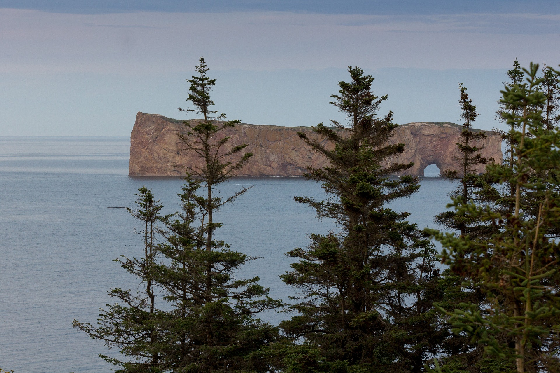 Gaspe Peninsula, Canada