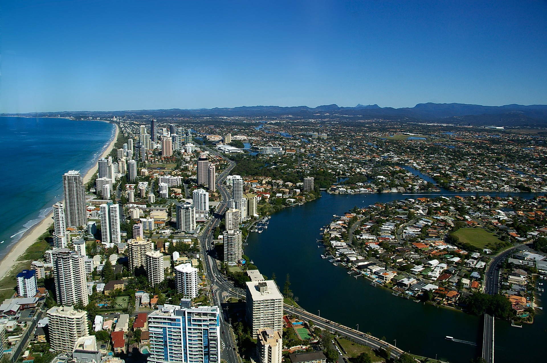 Gold Coast, City in Queensland, Australia