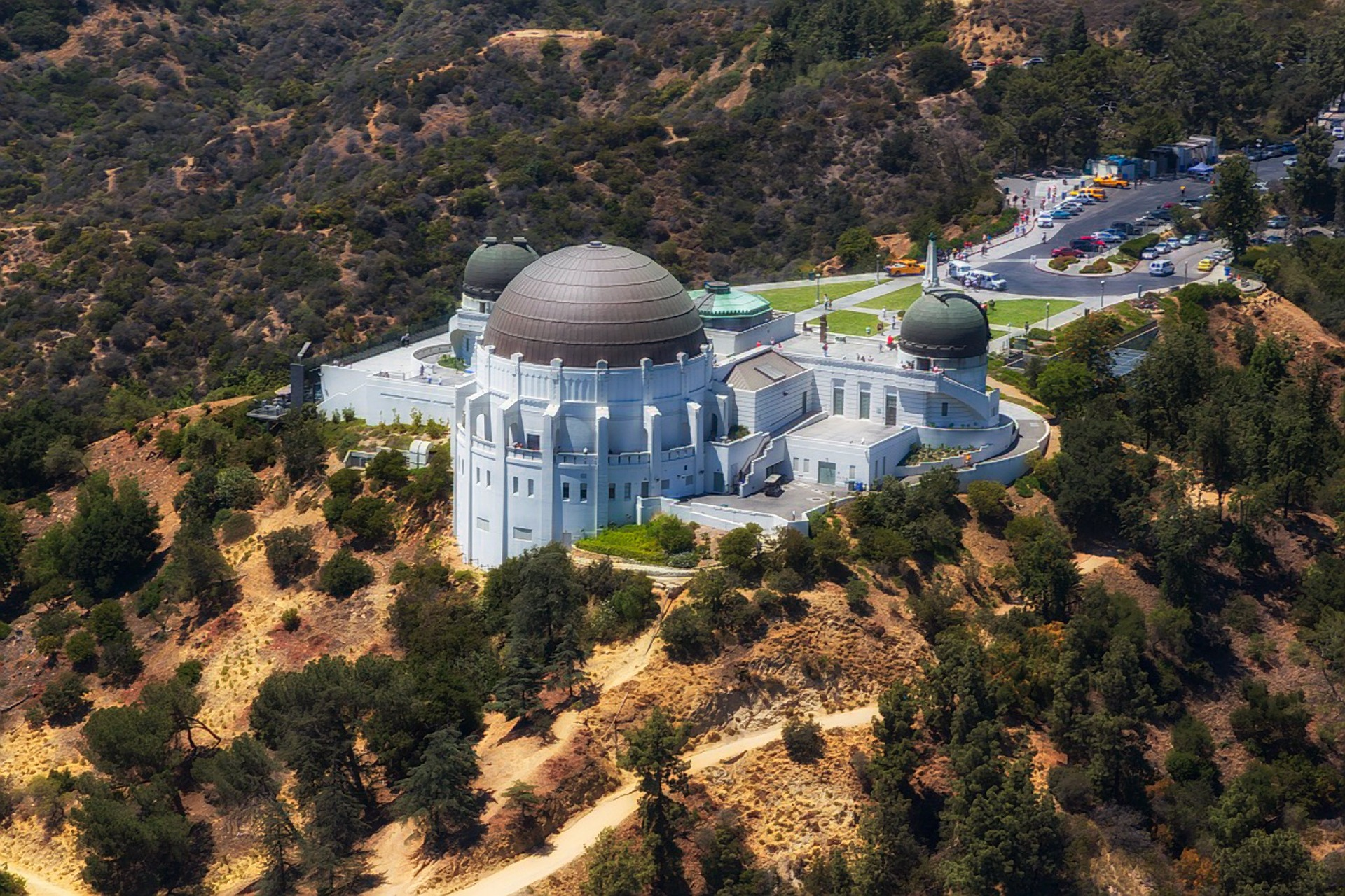 Griffith Park and Observatory, Los Angeles