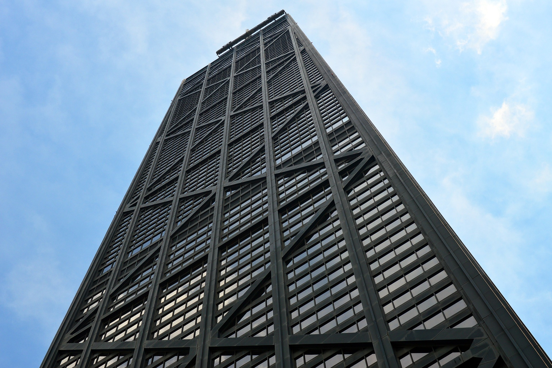 Hancock Center in Chicago