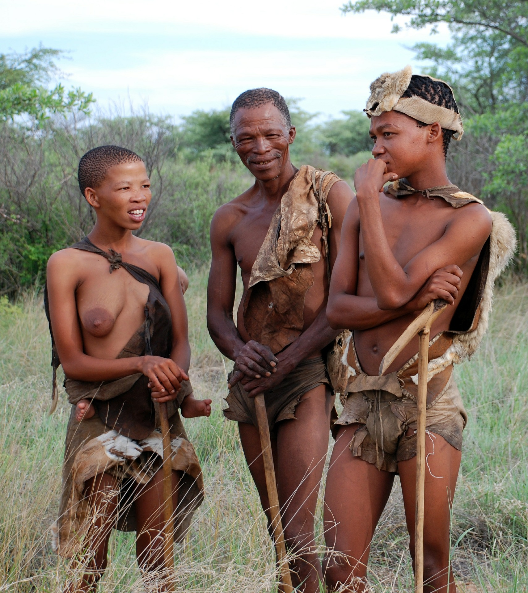 Indigenous people, Botswana