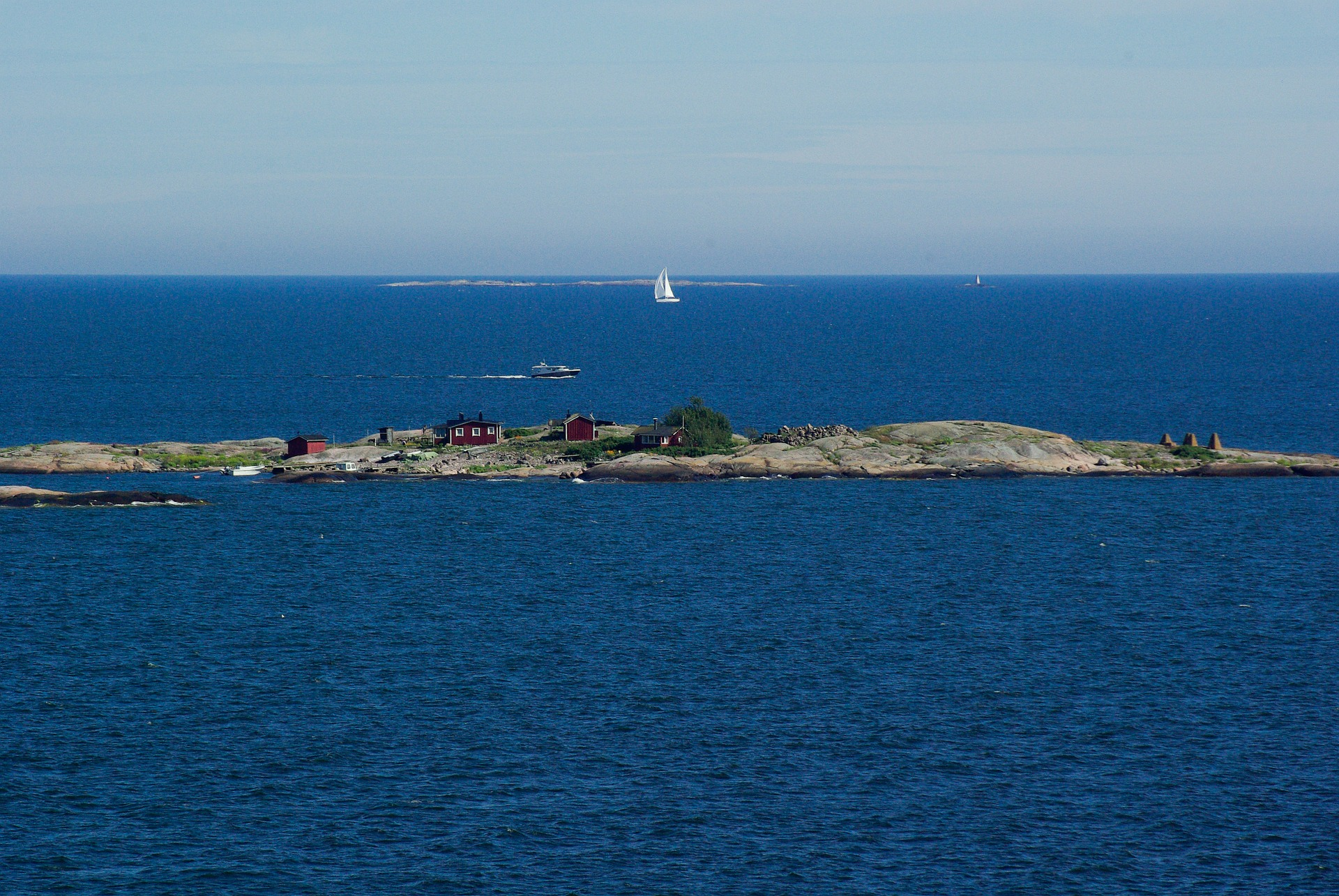 Island in the Baltic Sea, Finland