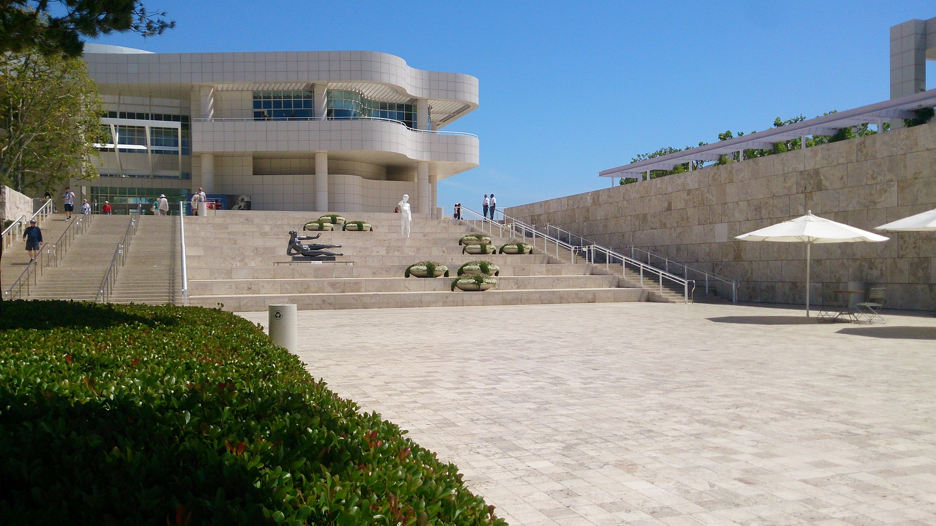 J. Paul Getty Museum, Los Angeles