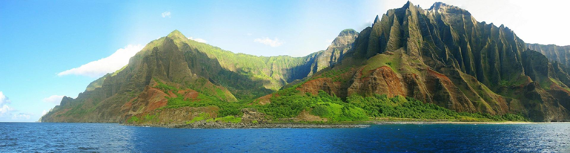 Kaua'i in Hawaii