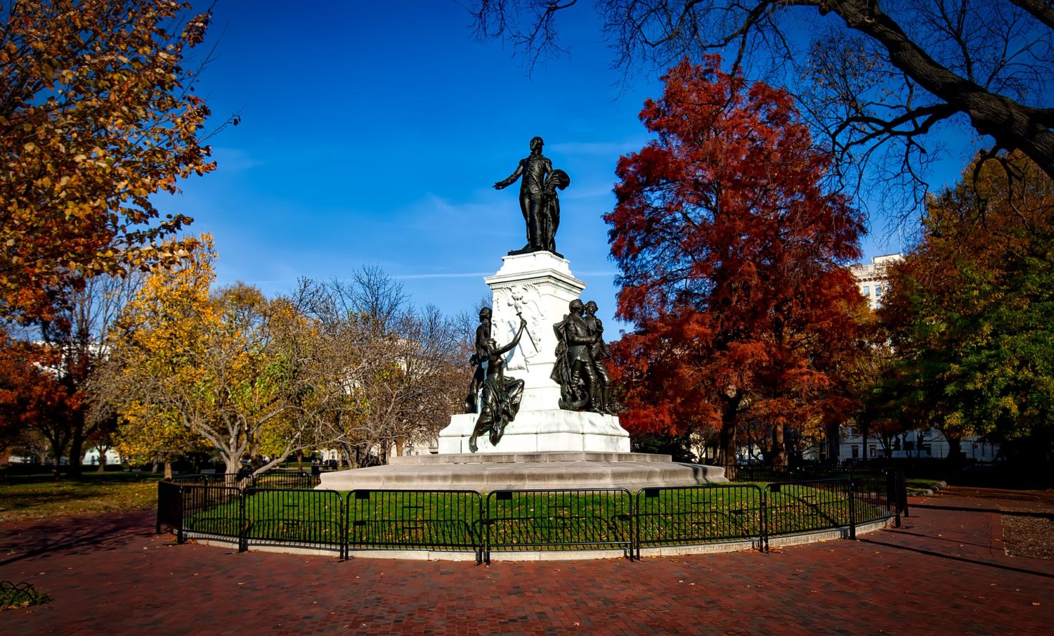 Lafayette Square, Washington, D.C.