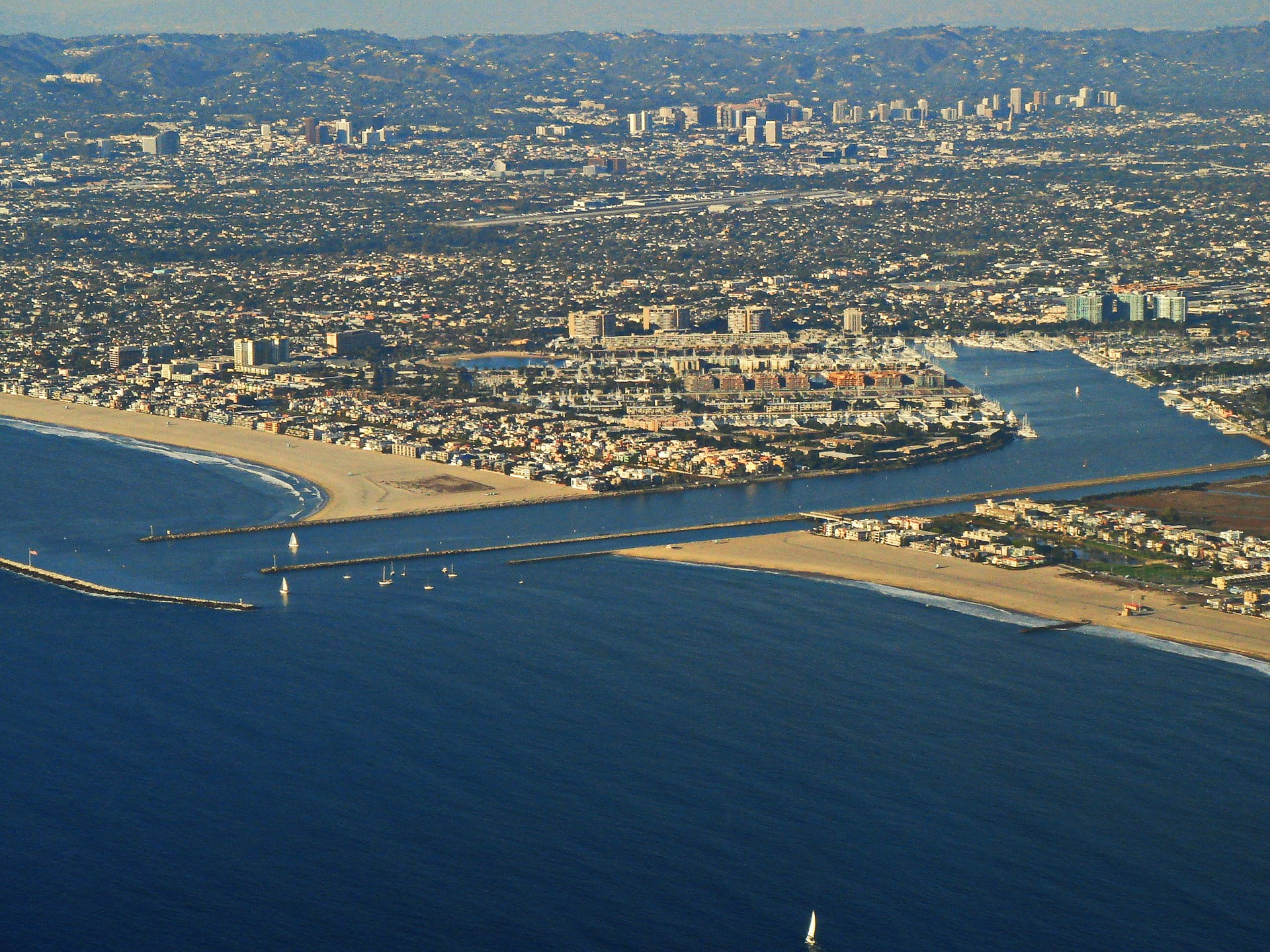 Marina del Rey, Los Angeles