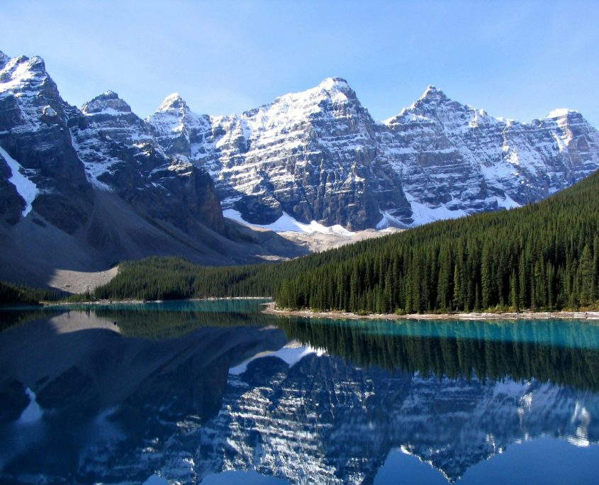 The 10 Most Beautiful Places in Canada to Visit