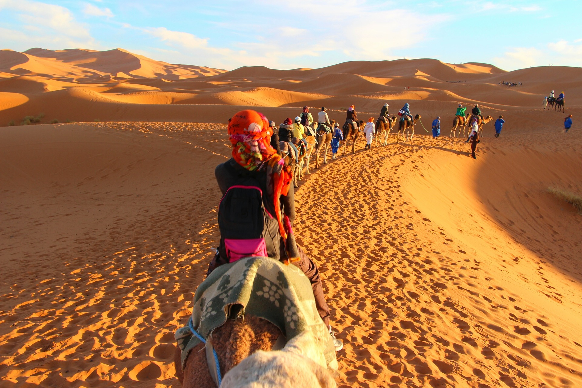 Moroccan Sahara, Morocco