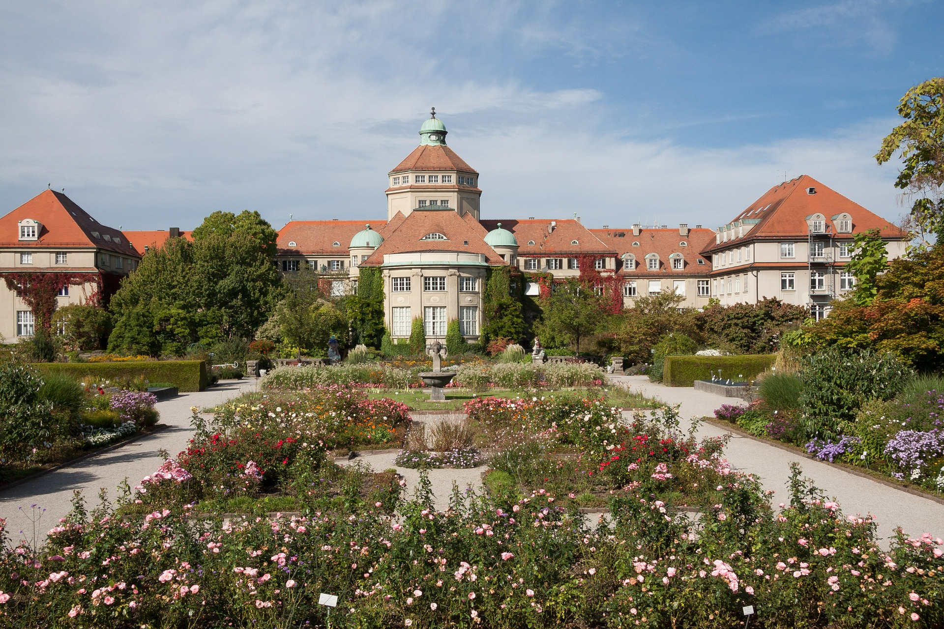 Munich Botanical Garden, Munich, Germany