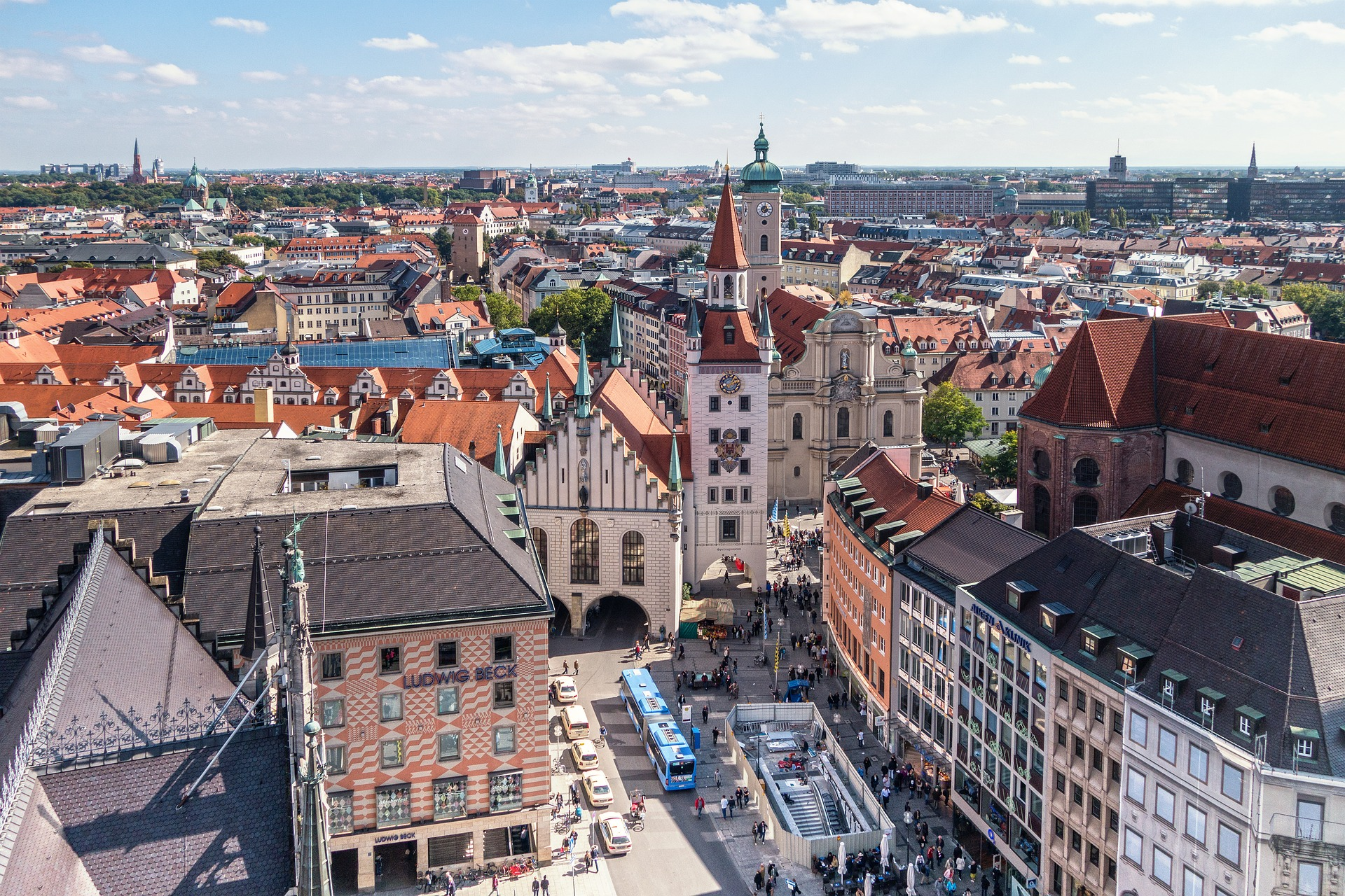 Top Attractions And Things To Do In Munich, Germany