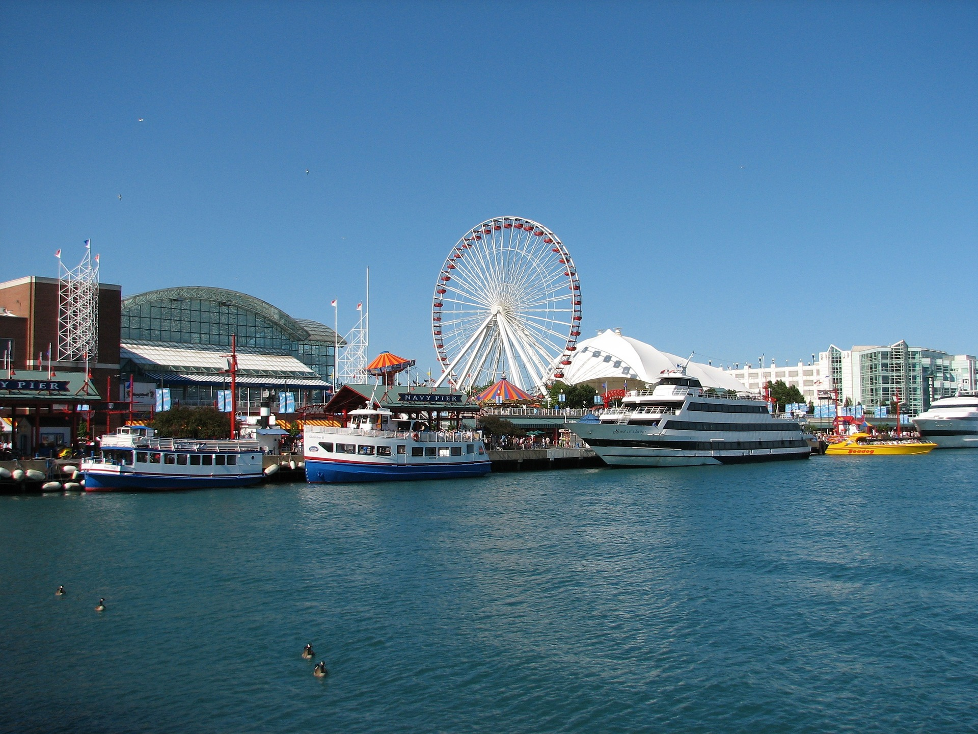 Navy Pier, Chicago