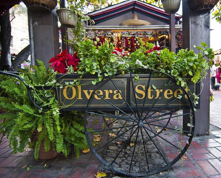 Olvera Street, Los Angeles