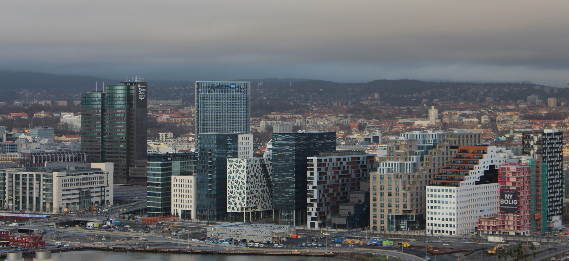 Oslo, capital of Norway
