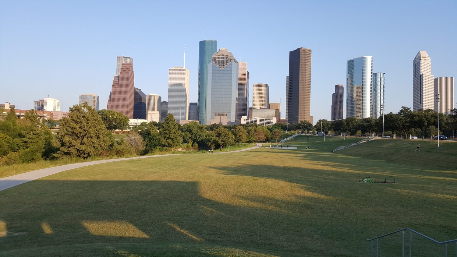 Park in Houston, Texas