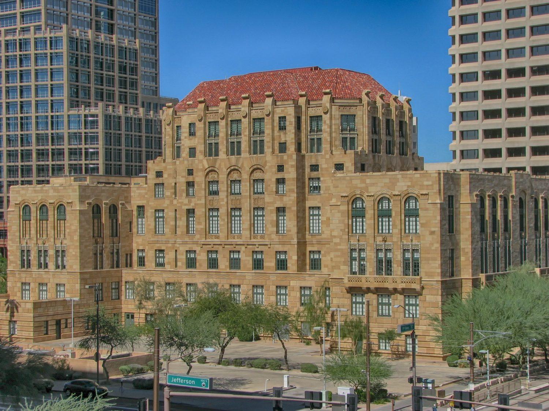 Phoenix, Arizona city centre