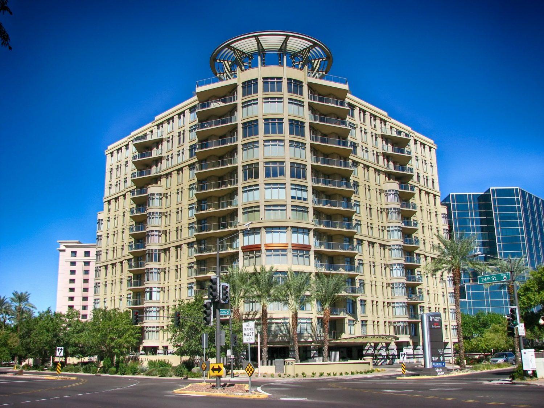Phoenix city centre