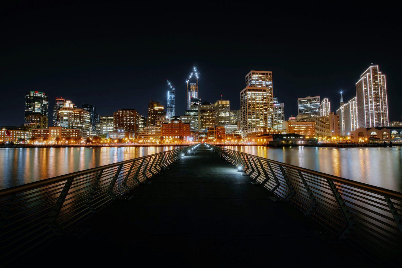 Pier 14, San Francisco, California