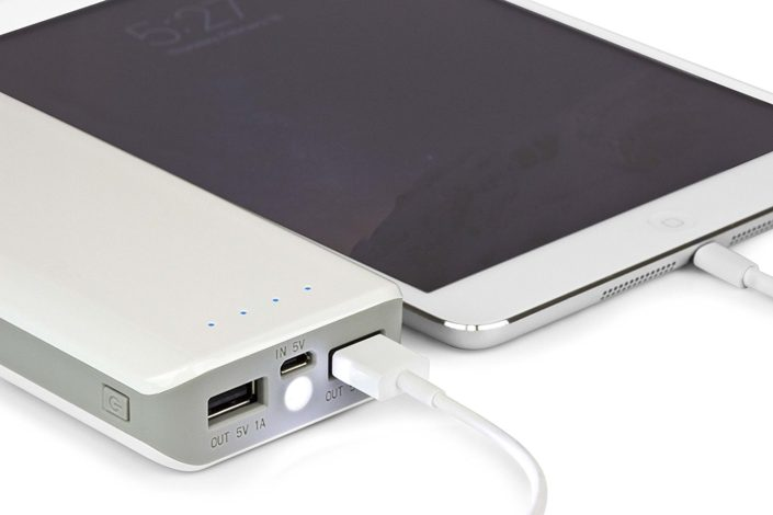 Portable Charger for Smartphones & Tablets