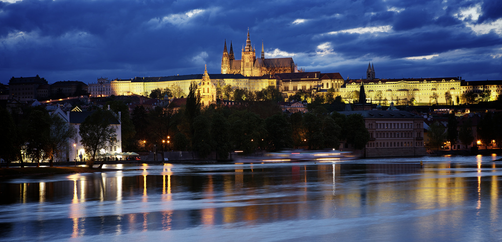 Prague Castle, Mala Strana, Prague, Czech Republic