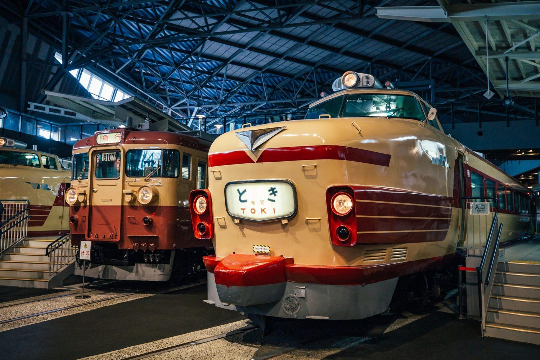 Railway Museum, Tokyo, Japan
