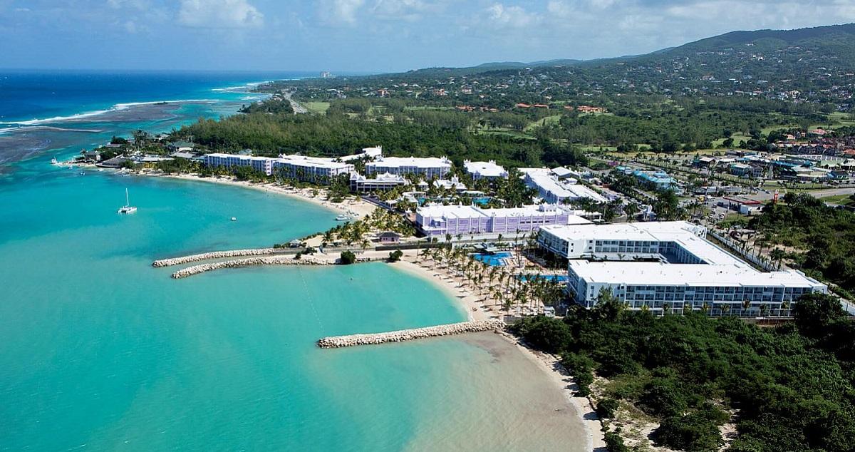 Resort in Montego Bay, Jamaica