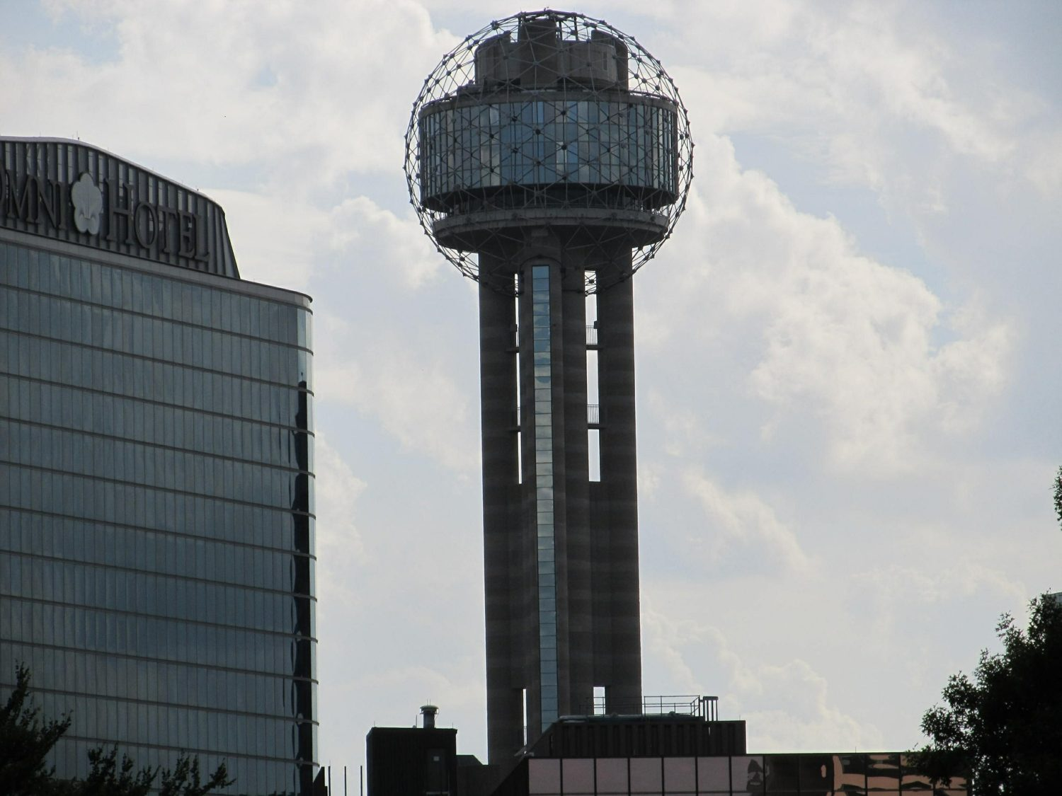 Reunion Tower, Dallas, Texas