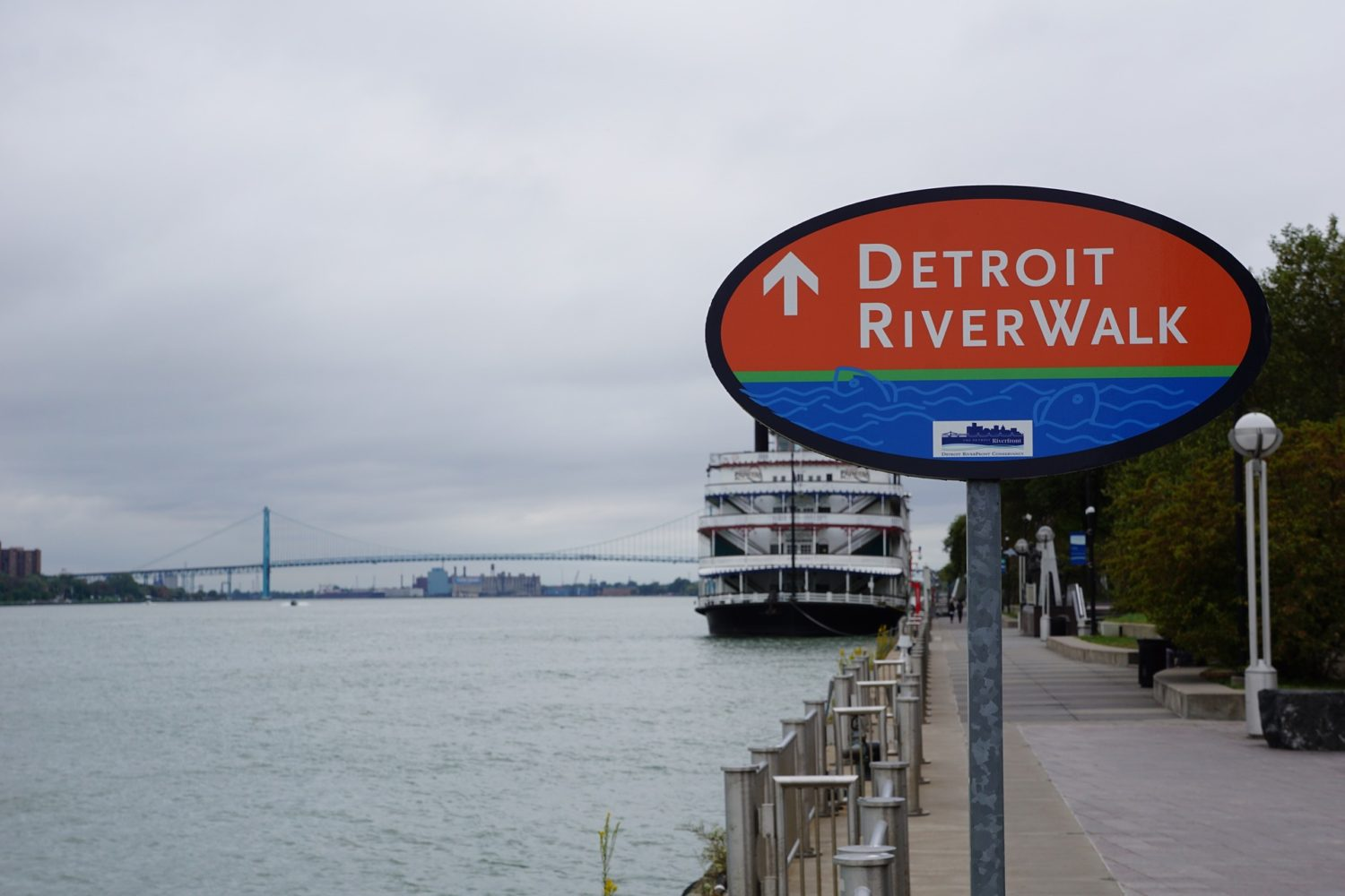 River Walk, Detroit, Michigan