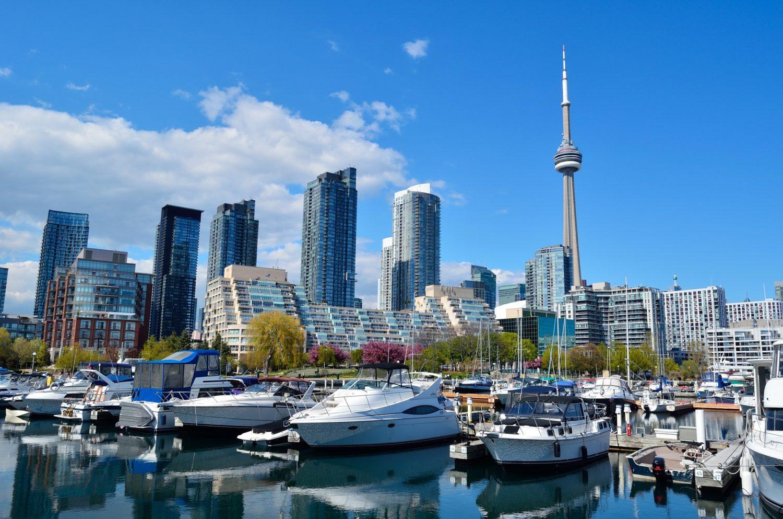 Riverside in Toronto, Canada
