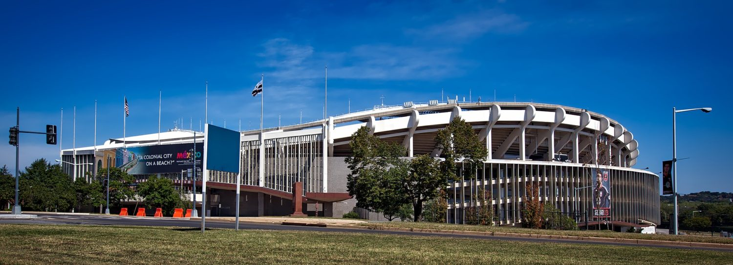Robert F. Kennedy Memorial Stadium, Washington, D.C.