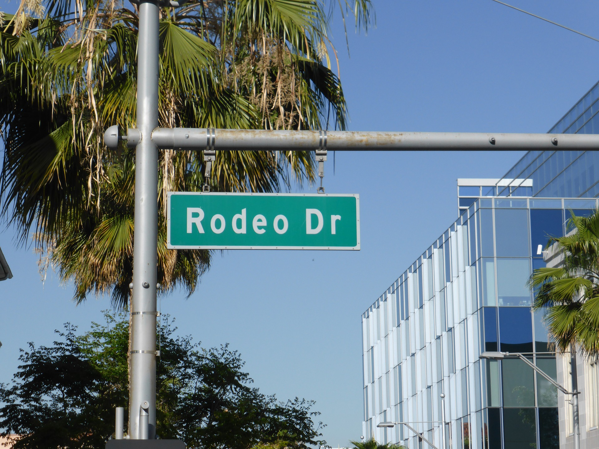 Rodeo Drive, Los Angeles