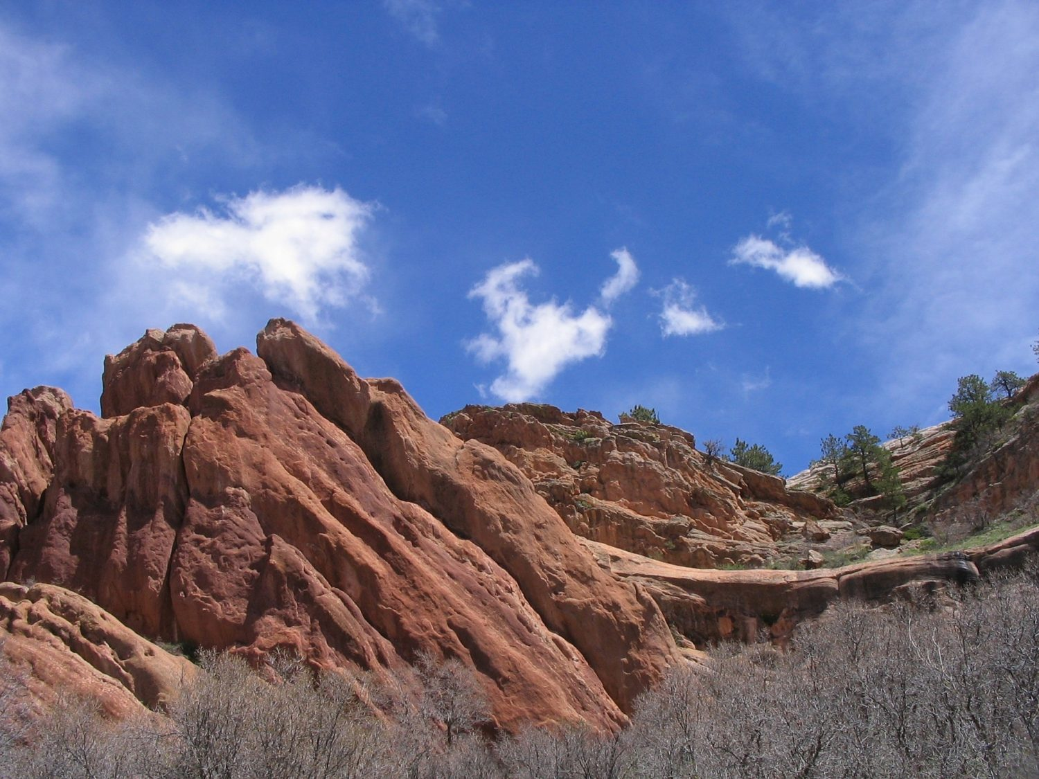 Roxborough State Park, near Denver, Colorado