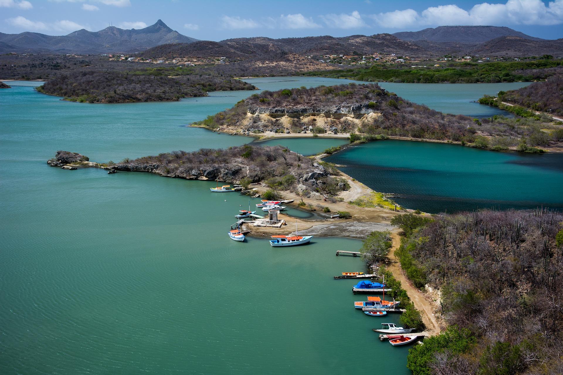 Santa Martha Bay, Curacao