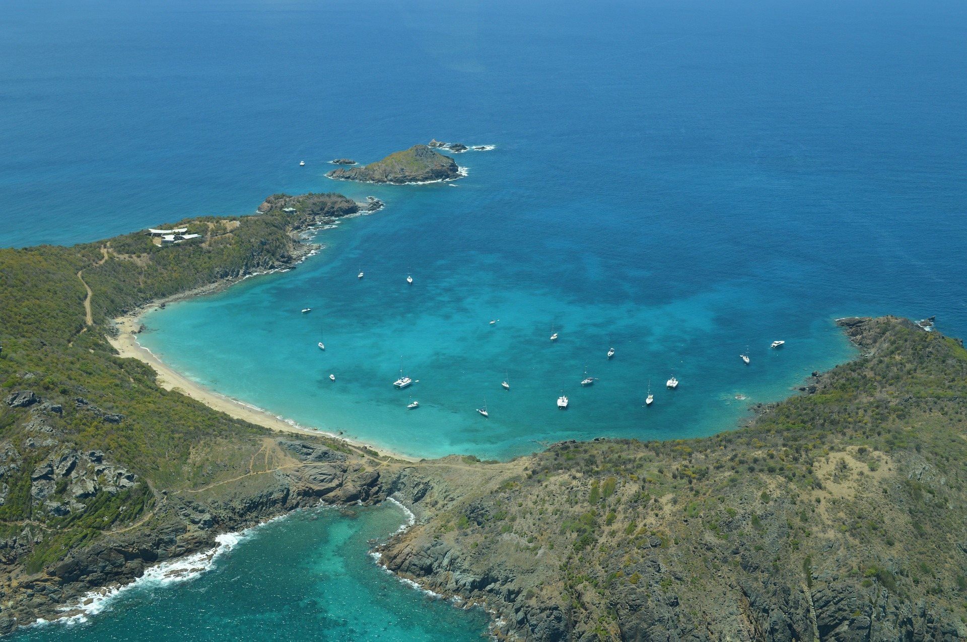 Top 10 caribbean islands to visit for vacations widest for St barts in the caribbean