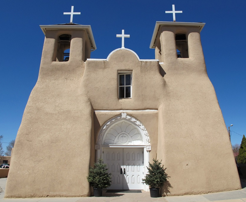 St. Francisco de Assisi Mission Church, USA