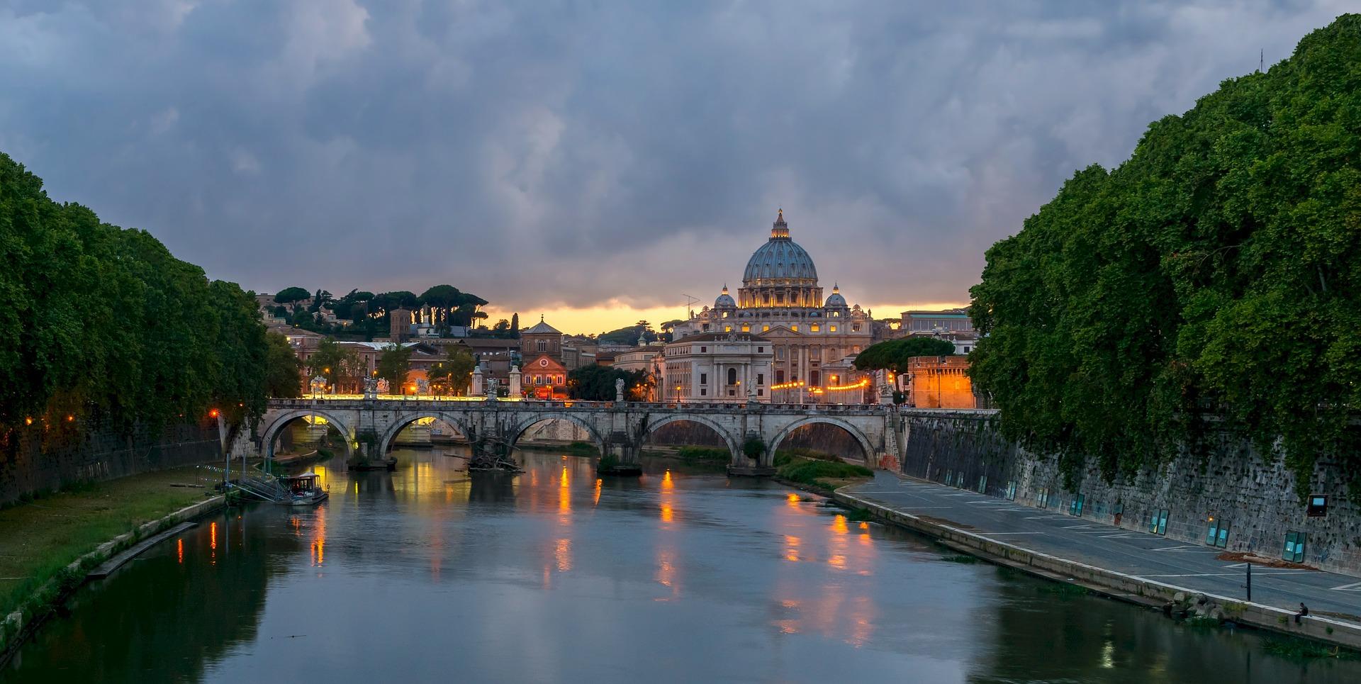 St. Peter's Basilica, Vatican City, Rome