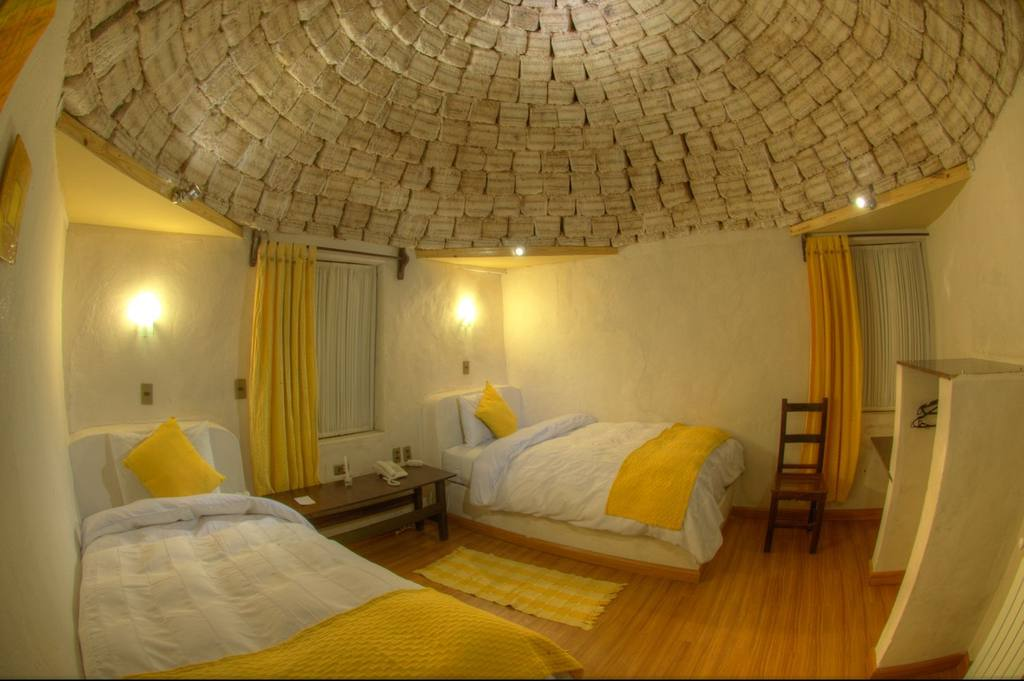Standard room at Palacio de Sal-Salar de Uyuni, Bolivia