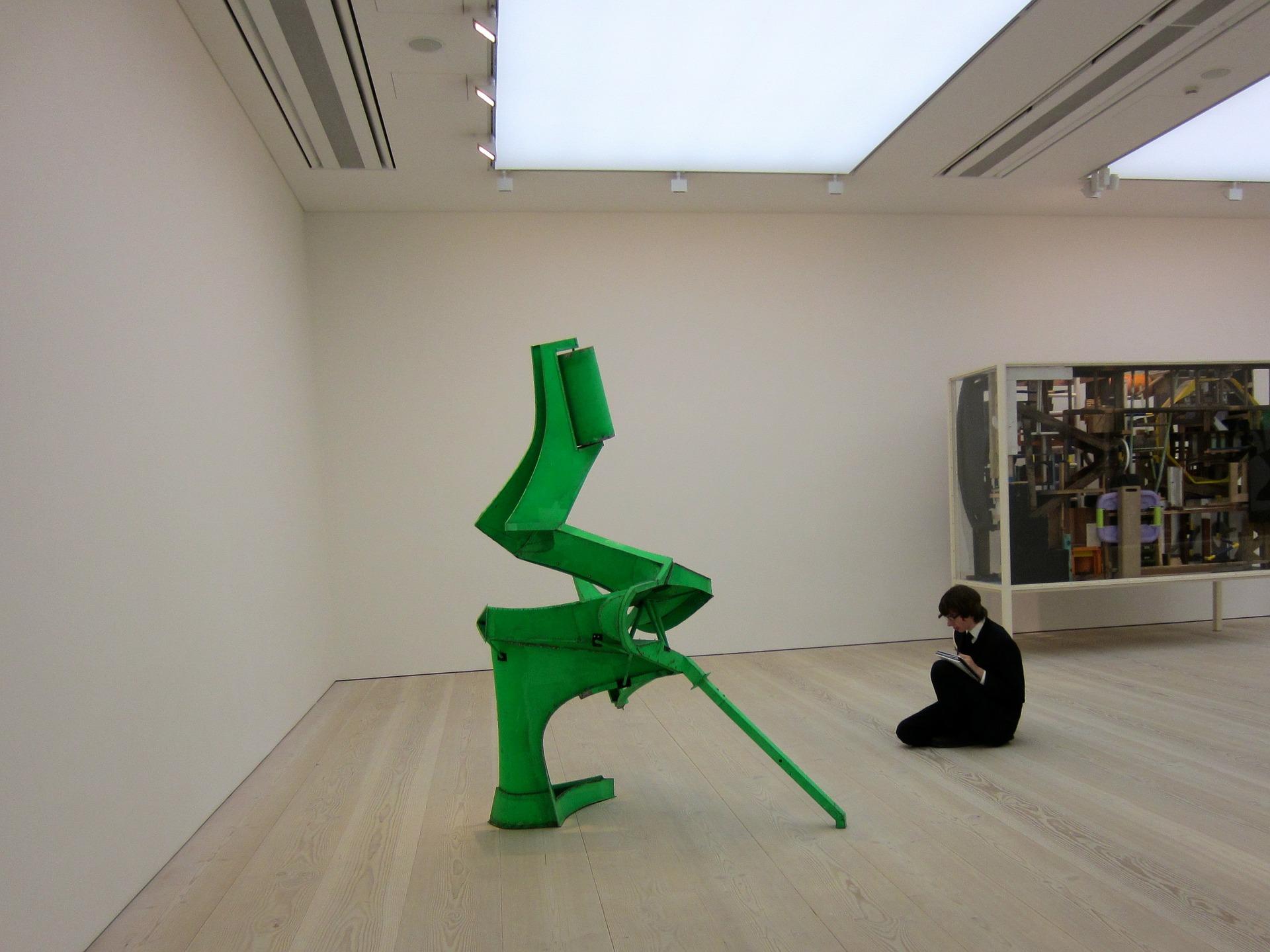 Tate Modern, art gallery in London