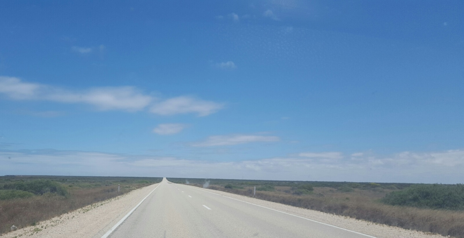 The Eyre Highway, Australia