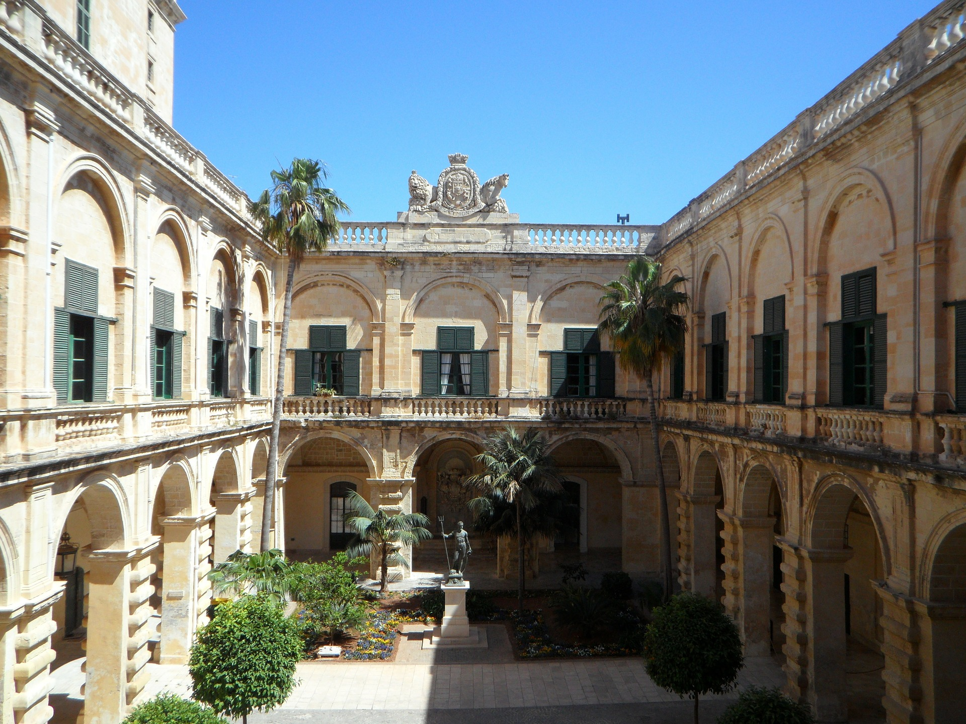 The Palace of the Grand Masters, Valletta